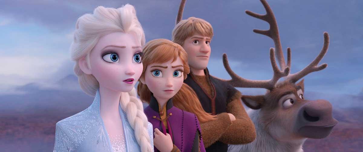 「アナと雪の女王2」/©2019 Disney. All Rights Reserved.