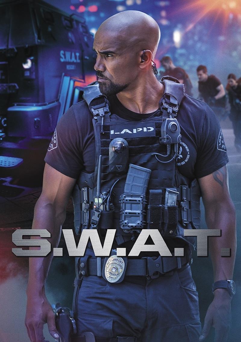 「S.W.A.T. シーズン1」キービジュアル