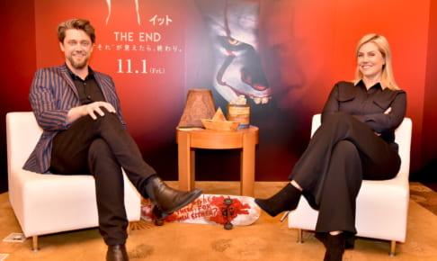 アンディ・ムスキエティ監督(左)、バーバラ・ムスキエティ プロデューサー