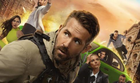 Netflix映画『6アンダーグラウンド』キービジュアル