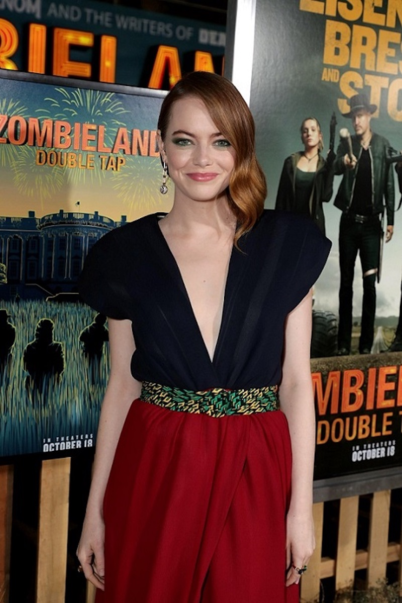 Columbia Pictures' ZOMBIELAND: DOUBLE TAP World Premiere at the Regency Village Theatre, Westwood, CA, USA - 10 October 2019