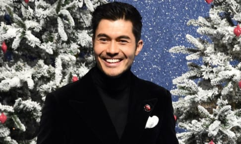 "Henry Golding. ""Last Christmas"" - UK Premiere, BFI Southbank, London. UK"