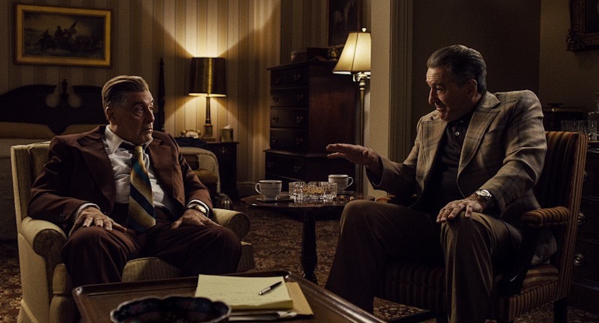 Netflix映画『アイリッシュマン』場面写真