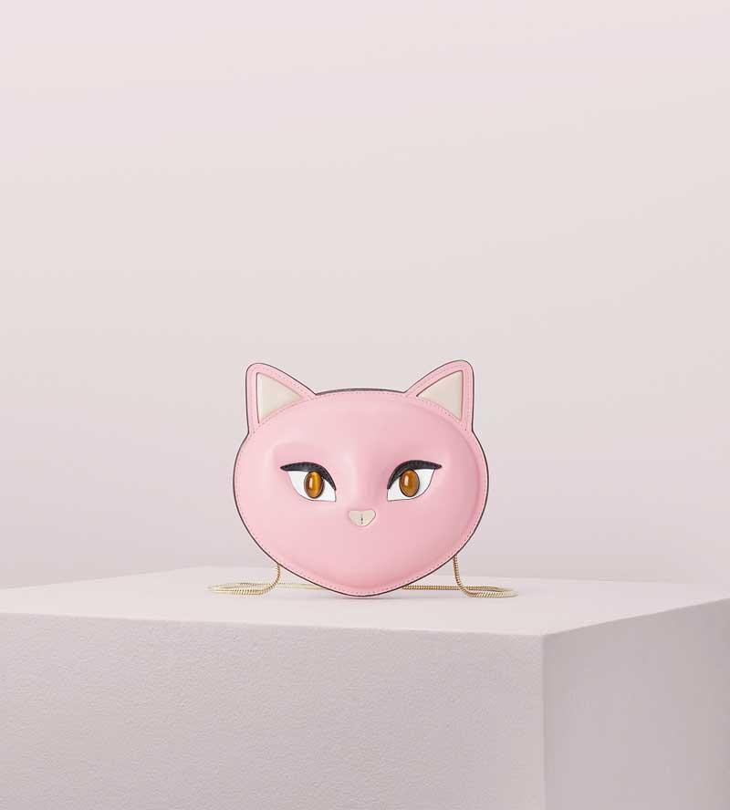 cat crossbody(pink)
