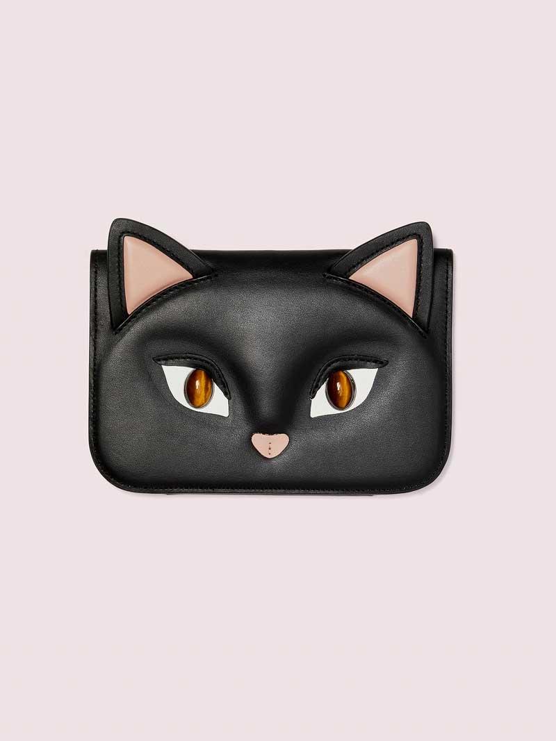 cat pocket(black)