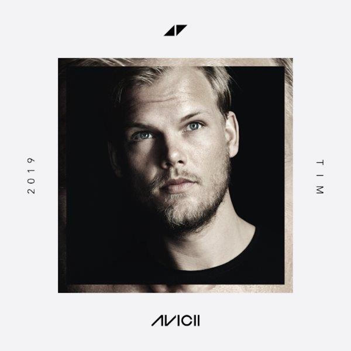 Avicii『TIM』アルバムジャケット写真