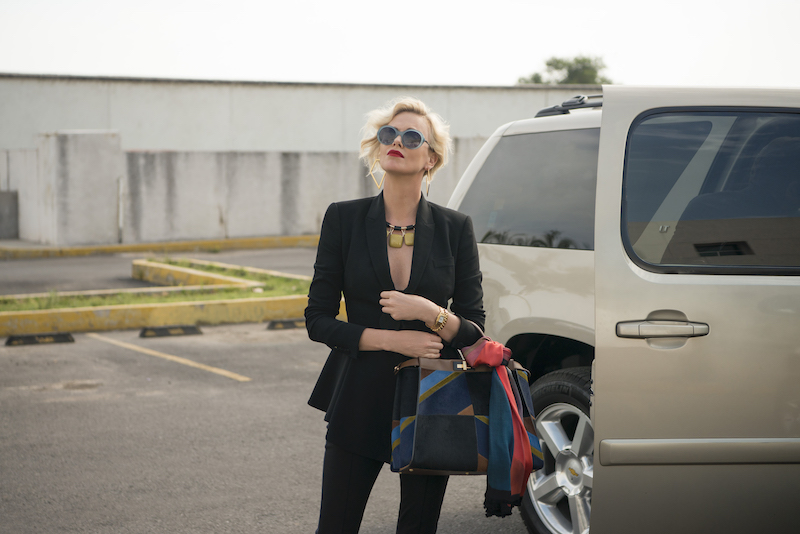 Charlize Theron stars in Gringo Photo: Gunther Campine Courtesy of Amazon Studios