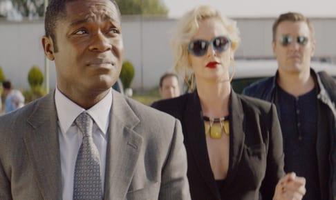 Amanda Seyfried and David Oyelowo star in Gringo