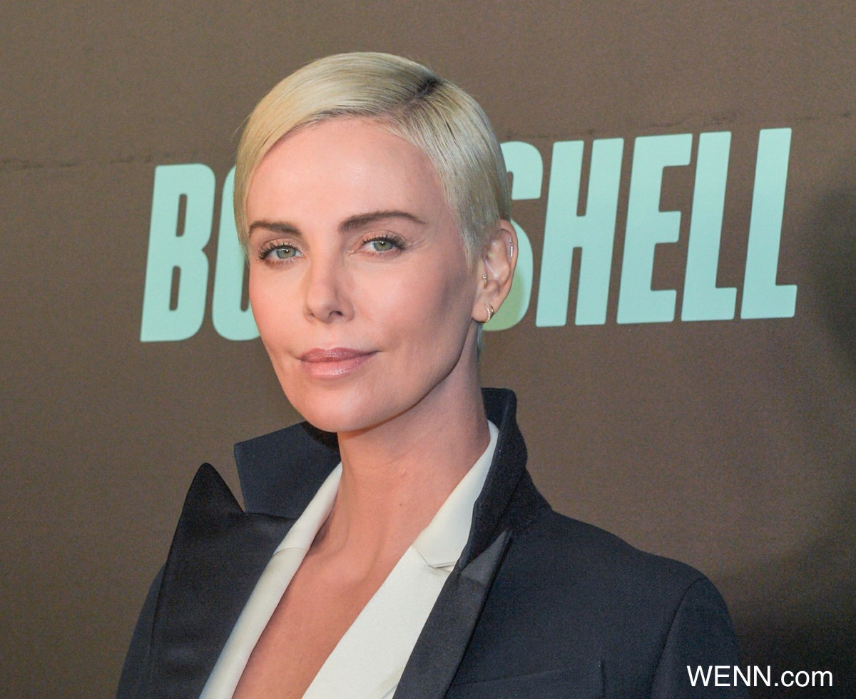 -New York, NY - 20191216 Cast members and celebrities arrive for a screening of Bombshell, held at the Lincoln Center's Frederick P Rose Hall. -PICTURED: Charlize Theron -PHOTO by: JOHN NACION/startraksphoto.com This is an editorial, rights-managed image. Please contact Startraks Photo for licensing fee and rights information at sales@startraksphoto.com or call +1 212 414 9464 This image may not be published in any way that is, or might be deemed to be, defamatory, libelous, pornographic, or obscene. Please consult our sales department for any clarification needed prior to publication and use. Startraks Photo reserves the right to pursue unauthorized users of this material. If you are in violation of our intellectual property rights or copyright you may be liable for damages, loss of income, any profits you derive from the unauthorized use of this material and, where appropriate, the cost of collection and/or any statutory damages awarded Where: New York, New York, United States When: 16 Dec 2019 Credit: WENN/Instar **WENN/Instar**