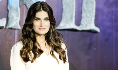 Idina Menzel attends the European Premiere of Frozen 2 at the BFI Southbank on Sunday, Nov. 17, 2019 /LFI/Avalon. All usages must be credited Julie Edwards/LFI/Avalon. Where: London, United Kingdom When: 17 Nov 2019 Credit: WENN/Avalon **WENN/Avalon**