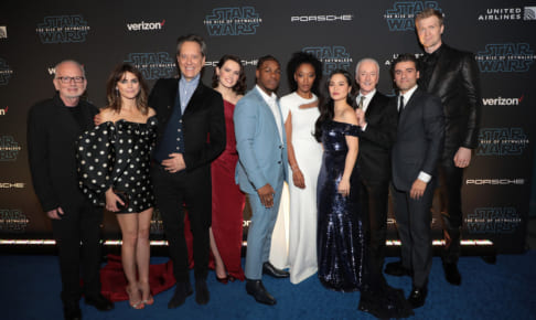 World Premiere of Star Wars: The Rise of Skywalker