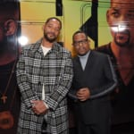 Hollywood, CA - January 14, 2020: Will Smith and Martin Lawrence attend the Los Angeles Premiere of Columbia Pictures BAD BOYS FOR LIFE.