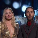 The 88th Oscars host by Chris Rock, live from the Dolby Theatre. As seen on ABC. Featuring: Margot Robbie, Jared Leto Where: United States When: 28 Feb 2016 Credit: Supplied by WENN.com **WENN does not claim any ownership including but not limited to Copyright, License in attached material. Fees charged by WENN are for WENN's services only, do not, nor are they intended to, convey to the user any ownership of Copyright, License in material. By publishing this material you expressly agree to indemnify, to hold WENN, its directors, shareholders, employees harmless from any loss, claims, damages, demands, expenses (including legal fees), any causes of action, allegation against WENN arising out of, connected in any way with publication of the material.**