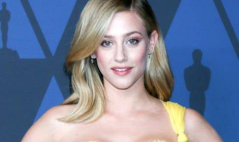 11th Annual Governors Awards at the Dolby Theater on October 27, 2019 in Los Angeles, CA Featuring: Lili Reinhart Where: Los Angeles, California, United States When: 28 Oct 2019 Credit: Nicky Nelson/WENN.com