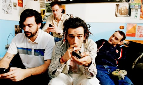 The 1975 official photo 2020