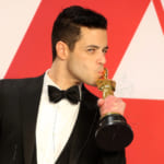91st Academy Awards (Oscars 2019) held at the Dolby Theatre - Press Room Featuring: Rami Malek Where: Los Angeles, California, United States When: 24 Feb 2019 Credit: Adriana M. Barraza/WENN.com