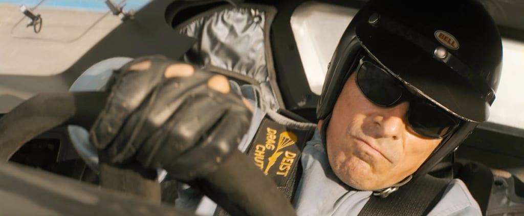 Christian Bale in Twentieth Century Fox's FORD V FERRARI.