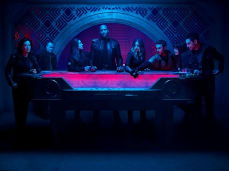 © 2019 Marvel & ABC Studios.
