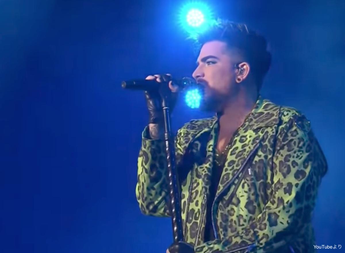 クイーン+アダム・ランバート(Queen + Adam Lambert)