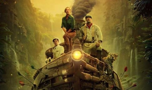『ジャングル・クルーズ(原題:Jungle Cruise)』