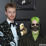 Finneas O'Connell and Billie Eilish arrive at the 62nd Annual GRAMMY Awards held at Staples Center on January 26, 2020 in Los Angeles, California, United States. Where: Los Angeles, California, United States When: 26 Jan 2020 Credit: WENN/Avalon **WENN/Avalon**