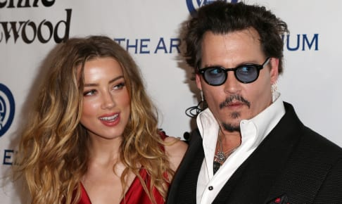 The Art of Elaysium Presents Vivienne Westwood & Andreas Kronthaler's 2016 HEAVEN Gala Featuring: Amber Heard, Johnny Depp Where: Culver City, California, United States When: 10 Jan 2016 Credit: FayesVision/WENN.com