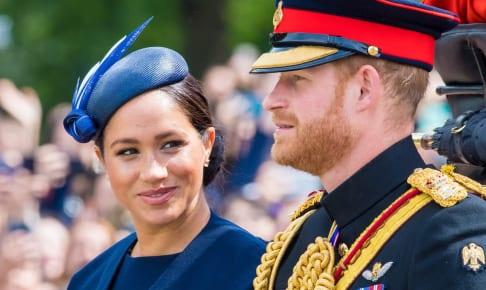 ヘンリー王子&メーガン妃