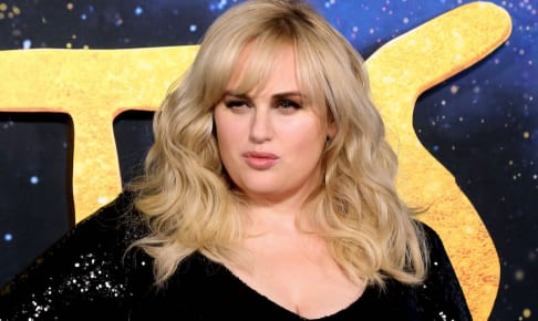 Universal Pictures presents the world premiere of CATS at Alice Tully Hall - Arrivals. Featuring: Rebel Wilson Where: New York, New York, United States When: 17 Dec 2019 Credit: Joseph Marzullo/WENN.com