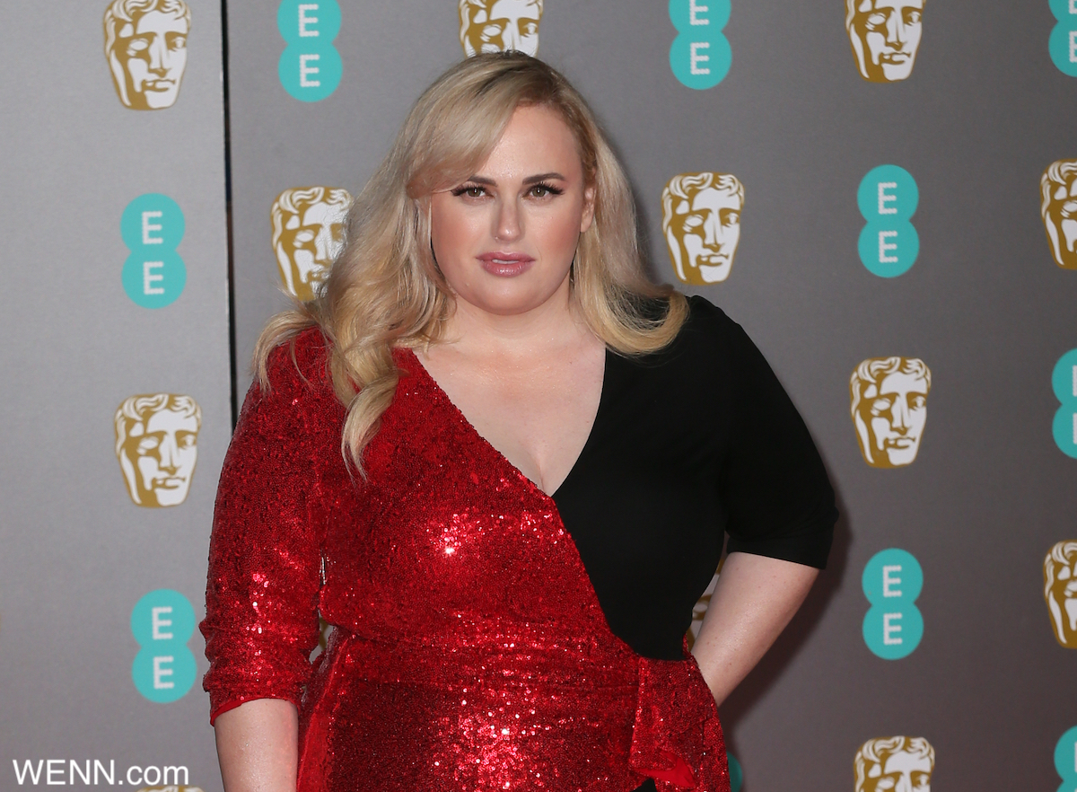 The EE British Academy Film Awards 2020 held at the Royal Albert Hall - Arrivals Featuring: Rebel Wilson Where: London, United Kingdom When: 02 Feb 2020 Credit: Mario Mitsis/WENN.com