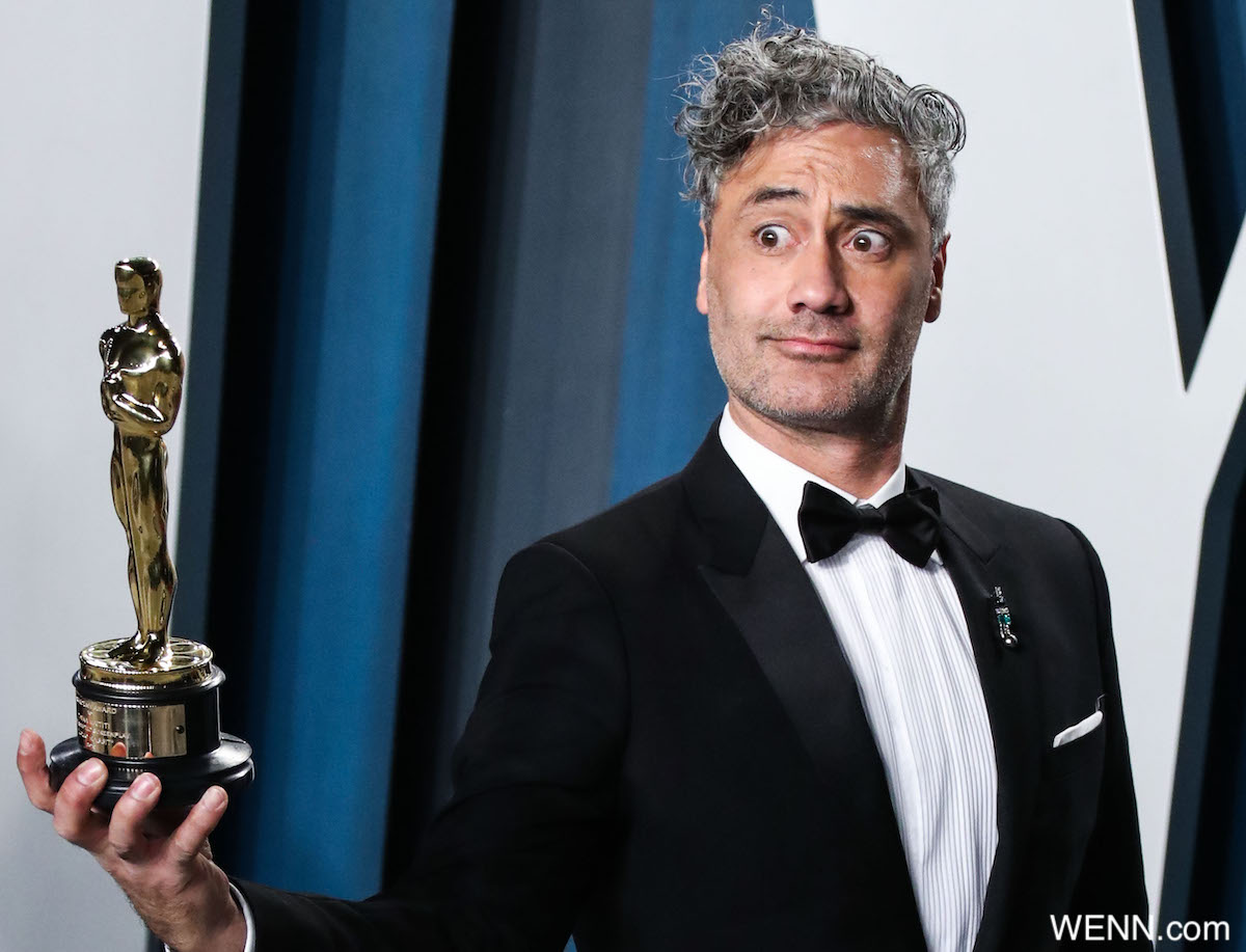 BEVERLY HILLS, LOS ANGELES, CALIFORNIA, USA - FEBRUARY 09: Taika Waititi arrives at the 2020 Vanity Fair Oscar Party held at the Wallis Annenberg Center for the Performing Arts on February 9, 2020 in Beverly Hills, Los Angeles, California, United States. (Photo by Xavier Collin/Image Press Agency) Where: Beverly Hills, California, United States When: 09 Feb 2020 Credit: WENN/Avalon **WENN/Avalon**