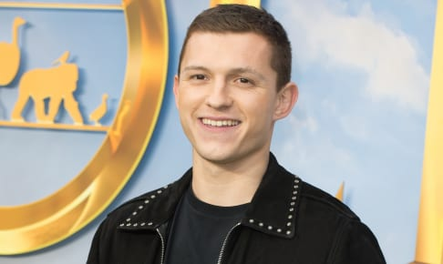 Arriving for the special screening of Dolittle, Leicester Square London. 25.01.20 Featuring: Tom Holland Where: London, United Kingdom When: 25 Jan 2020 Credit: WENN.com