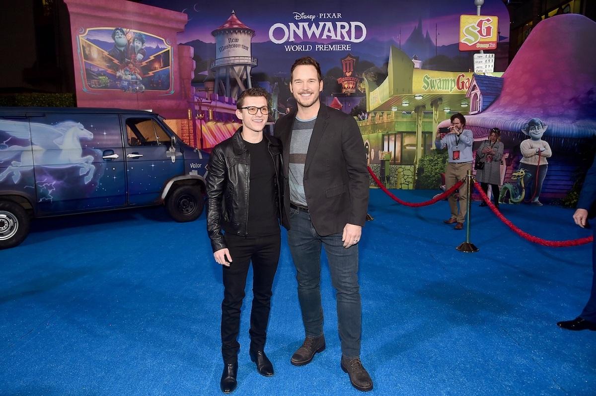 『2分の1の魔法』トム・ホランドとクリス・プラット