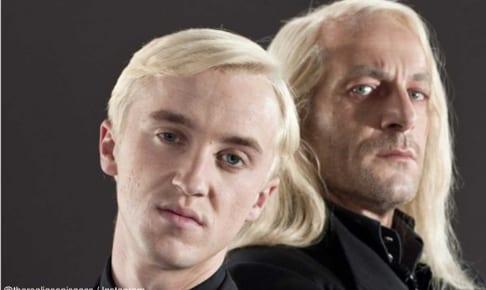 トム・フェルトンと、ジェイソン・アイザックス