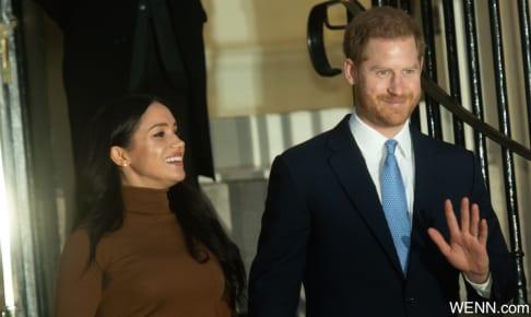 ヘンリー王子とメーガン・マークル妃