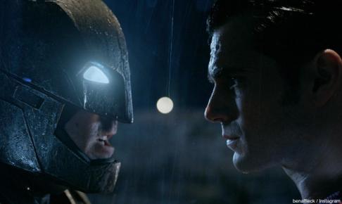『バットマン vs スーパーマン ジャスティスの誕生(原題:Batman v Superman: Dawn of Justice)』