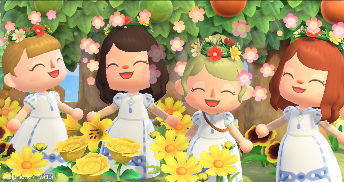 ツイッターより「あつまれ どうぶつの森 (Animal Crossing: New Horizons)」