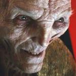『スター・ウォーズ/最後のジェダイ』最高指導者スノーク