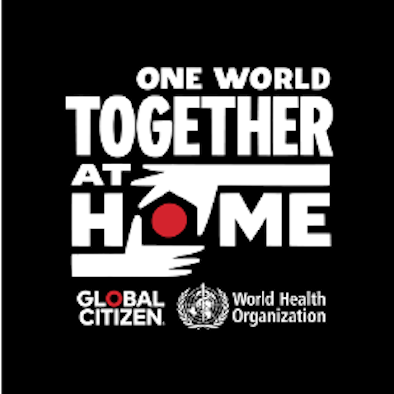 『One World: Together At Home』