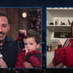 トム・ホランド「Jimmy Kimmel Live」