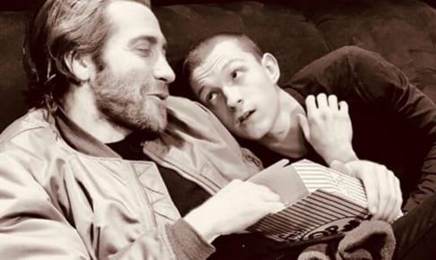 ジェイク・ギレンホールとトム・ホランド
