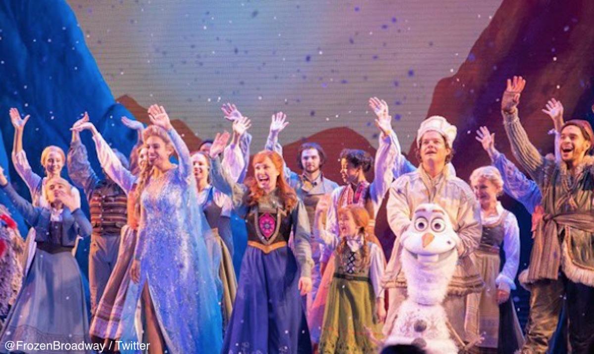 ブロードウェイ・ミュージカル『アナと雪の女王』