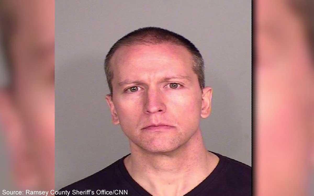 起訴された元警官デレク・ショーヴィン