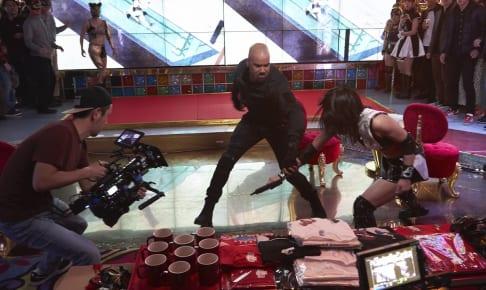 「S.W.A.T. シーズン3」第13話・東京でのスタントのメイキング