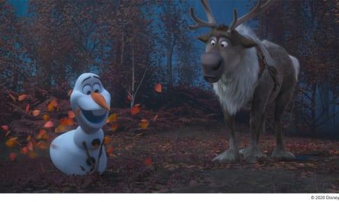 『アナと雪の女王2』