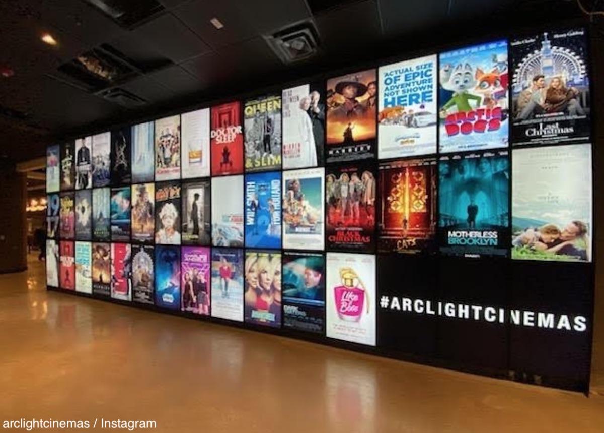アメリカの映画館「ArcLight Cinemas」