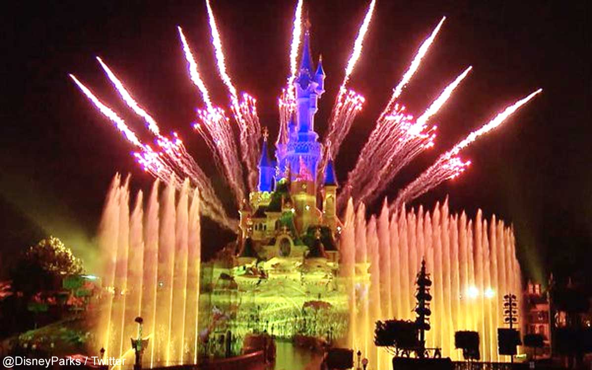 Disney Parksより