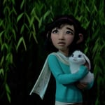 Netflix映画『フェイフェイと月の冒険』