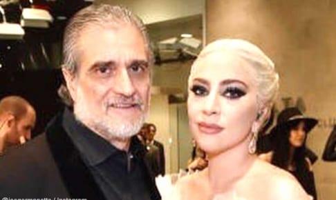 レディー・ガガと、父ジョー・ジャーマノッタ