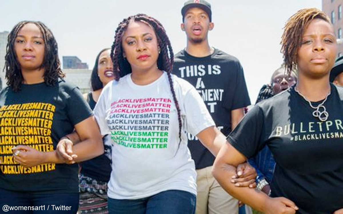 「Black Lives Matter(黒人の命は重要)」ムーブメントを最初に発足した3人の女性たち