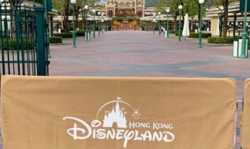 香港ディズニー・ランド